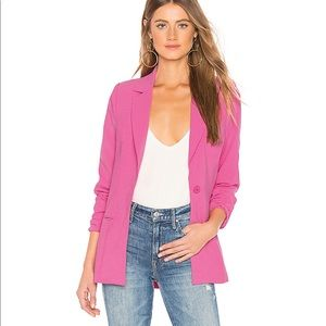 Pink blazer from About Us in XS only worn once!